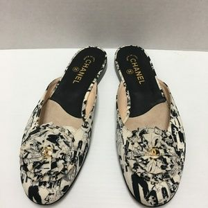 fb8629df5e5eb1 ... Chanel slides. Great condition. Price is firm ...
